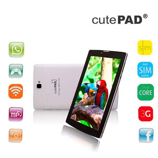 Máy Tính Bảng 7 inch 3G CutePad TX-M7022