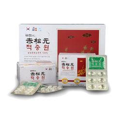 Yuhan M Redpine_01 hộp (60 viên) Tinh dầu thông đỏ Hàn Quốc