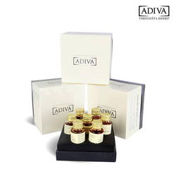 Bộ 04 hộp (14 lọ/hộp) Tinh chất làm đẹp collagen ADIVA