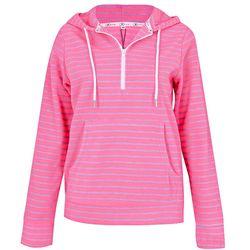 Áo nỉ nữ chui đầu KI261608- PK màu hồng