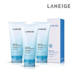 Bộ 3 sữa tắm cao cấp Laneige Shower Gel 200ml