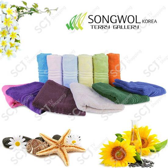 Bộ 10+1 khăn Songwol Hàn Quốc
