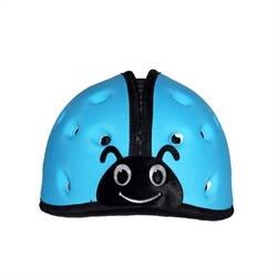 Mũ bảo vệ đầu cho bé MumGuard - Màu Xanh