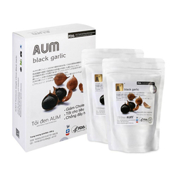 AUM-Combo 2 túi tỏi đen cô đơn chưa bóc vỏ 125gr/túi
