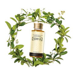 Bộ 28 lọ tinh chất làm đẹp collagen ADIVA+bộ kềm Nghĩa (2 món)