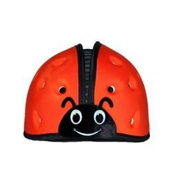 Mũ bảo vệ đầu cho bé MumGuard - Màu Cam
