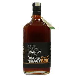 02 chai (600ml/chai) Mật ong Chôm Chôm Tracybee+ 01 lọ mật ong cà phê 189ml