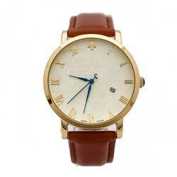 Đồng hồ nam Julius Ja-585 Ju1127 (Nâu)