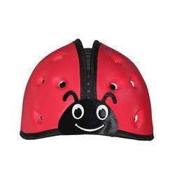 Mũ bảo vệ đầu cho bé MumGuard - Màu Đỏ