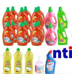 Bộ 12 chai Nước giặt + 2 Nước xả vải  Forecare + 7 quà tặng