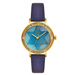 Đồng hồ nữ màu xanh kính sao Julius Homme JA-728