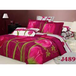 Bộ drap bọc+chăn chăn chần gòn Julia 160x200m-J489