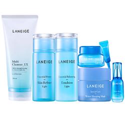 Bộ Laneige Water Bank dưỡng ẩm toàn diện cho mọi loại da