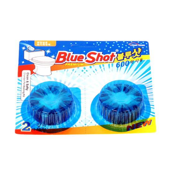 Bộ 9 vỉ vệ sinh bồn cầu Blueshot