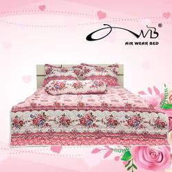AIR WEAR BED- BST Hoa Cưới 2 trong 1 1m6