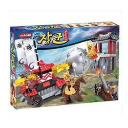 Bộ lắp ghép ADMIRAL BATTLE SERIES (CRUSHING CAR) JK3466