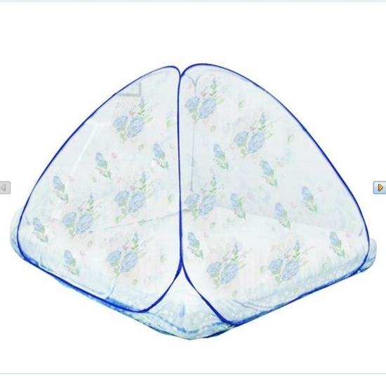 ComBo 2 Mùng Tự Bung Cao Cấp Bảo Lộc 1.8m( 1 mùng trẻ em+ 2 khăn)