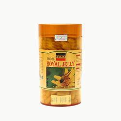 Live-01 hộp Sữa ong chúa Úcg (365 viên)+ 01 hộp Omega (100 viên)+1gói kẹo sâm 200g