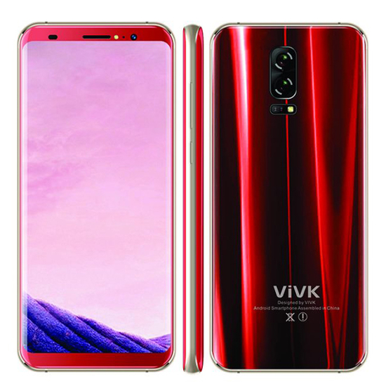 [VIVK] Điện thoại 5.72inch VIVK R5 + Đồng hồ