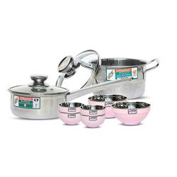 Bộ sản phẩm nấu ăn dành cho trẻ em tithafac