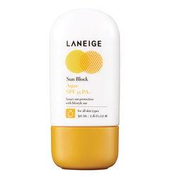 Kem Chống Nắng Dưỡng Ẩm Hằng Ngày Laneige Sun Block Aqua SPF 35 PA++ 50ml