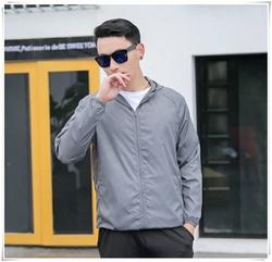 ABS – Combo 2 áo khoác chống nắng (Hồng + Xám) tặng 2 kính