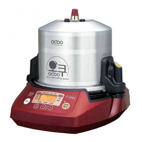 Nồi hầm hơi nước Ocoo OC-8000RV