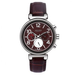 Đồng hồ nữ Julius Ja-850 Ju1076 - Nâu