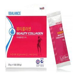 GHN_Bộ 04 hộp thực phẩm bảo vệ sức khỏe Beauty Collagen + 01 cây son môi