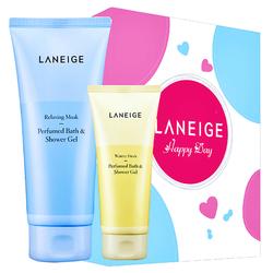Bộ quà tặng sữa tắm gel hương nước hoa Laneige Relaxing Musk