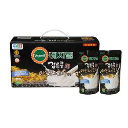 Vegemil_Set 20 Túi/hộp Sữa Đậu Nành, Đậu đen, Hạnh Nhân và Óc Chó_Nguyệt Hoa