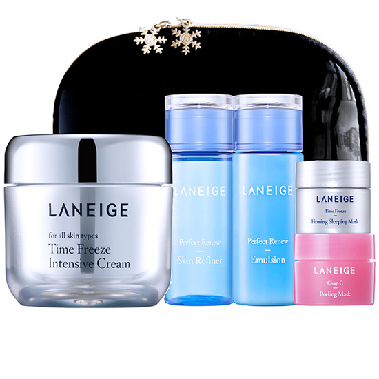 Bộ kem dưỡng ngăn ngừa lão hoá da Laneige Time Freeze Intensive Cream