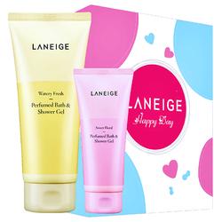 Bộ quà tặng sữa tắm gel hương nước hoa Laneige Watery Fresh