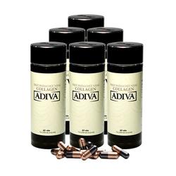 Adiva_6 hộp viên Adiva Collagen (63 viên/hộp) - Mua 5 tặng 1