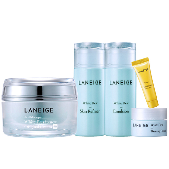 Bộ kem dưỡng trắng da Laneige White Plus Renew Original Cream