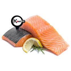 Kome88_ 1 miếng > 2kg cá hồi Fille  + 1 gói gừng ngâm chua Nhật + 1 hộp wasami Nhật