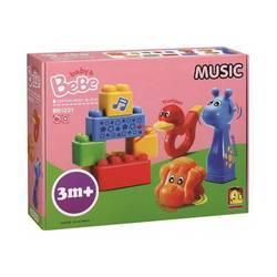 Bộ lắp ghép BEBE MUSIC BB1231