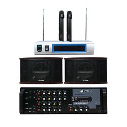 [VTB] - Bộ Karaoke bluetooth thông minh + 2 micro không dây