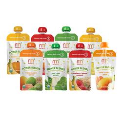 [Nurturme] - Bộ sản phẩm trái cây rau củ hữu cơ nghiền ( Mua 7 gói tặng 3 gói )
