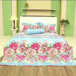 Chăn Drap AIR WEAR BED 1m6 - HOA CỎ MÙA XUÂN - Live