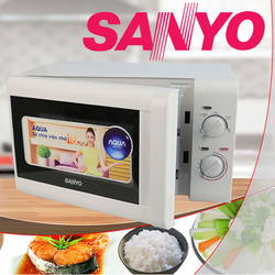[ShockPrice] Lò vi sóng Sanyo