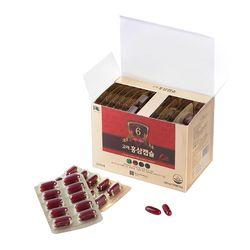 04 hộp (60 viên/hộp) sâm viên Chong Kun Dang + 01 hộp multivitamin + 01 mật ong CKD (14p)