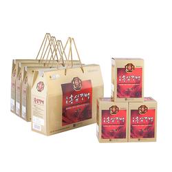 CKD_03 hộp (90 gói) Hồng sâm nước Ginseng House + 01 kẹo sâm (200gram)_58p