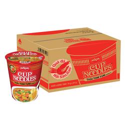 Nissin_2 thùng mì ly Cup Noodles (48 ly) + 1 thùng mì gói 365 xí quách (30 gói)_58p