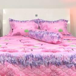 Chăn Drap AIR WEAR BED 1m8 - HOA CỎ MÙA XUÂN - Live