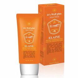 Gel tẩy da chết làm sạch và sáng da Elaine