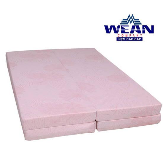 Nệm Cao Su Nhân Tạo Thông Hơi Wean 1.8*2m*10cm