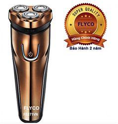 [FLYCO] Máy cạo râu 3 lưỡi FS371VN + 1 máy tỉa lông mũi FS7805VN
