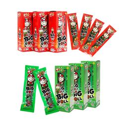 [GN]TAO KAE NOI_60 Gói rong biển Big roll+1 hộp rong biển Big Sheet (12 miếng)+3 gói Snack cá