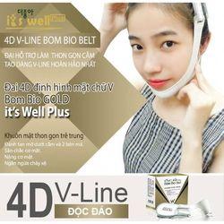 Đai 4D định hình khuôn mặt V-line 4D Belt